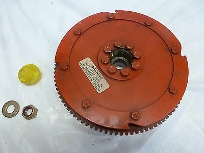 1970 Mercury 1150 115Hp Flywheel Assembly 225-2494A12 30306 Motor Outboard