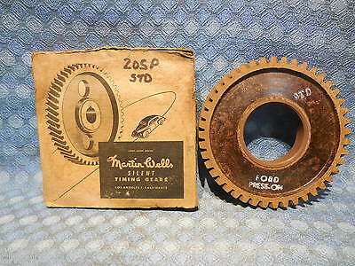 1935-1941 Ford V8 NORS Timing Gear - Press On-STD Size 1936 1937 1938 1939 1940