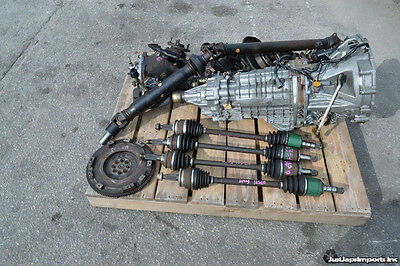 2006 06 Subaru Impreza Wrx Sti Oem 6 Speed Manual Transmission Swap R180