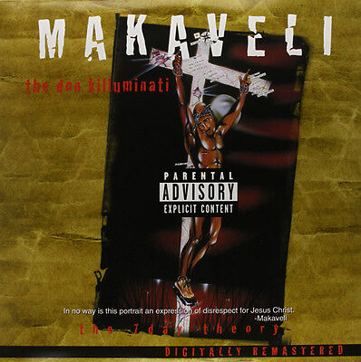 Makaveli The 7 Day Theory Explicit Lp Vinyl New 33Rpm Remastered