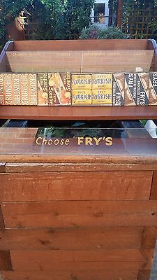 Frys Chocolate Shop Counter Display Unit