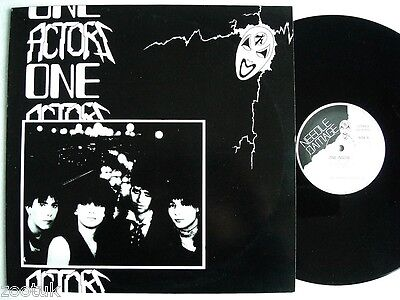 ACTORS ONE * One Inside * ND12001  Rare Indie 12""