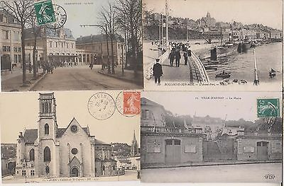LOT- FRANCE- 50 CPA- Type drouille-