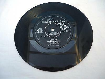 """JOE LOSS AND HIS ORCHESTRA MARCH OF THE MODS TANGO'65 7""""SINGLE 1964 UK 1st PRESS"""