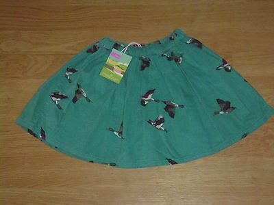 Joules duck skirt. 4 years. Brand new with tag!