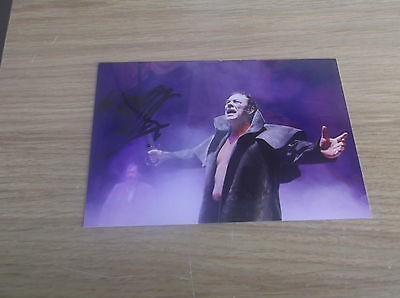 Hollyoaks William Ilkley hand signed 6x4 photo