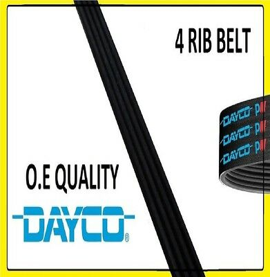 4PK985 GENUINE DAYCO ALTERNATOR FAN DRIVE Auxiliary flat or v BELT