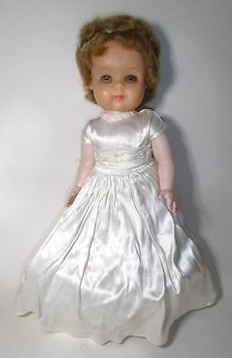 Vintage ROSEBUD Doll with nice outfit 16 & 1/2 inches