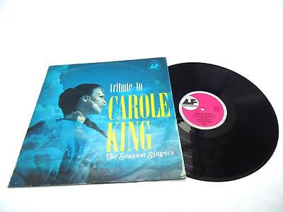 The Session Singers Tribute To Carole King Lp Australia Not On Ebay Or Discogs