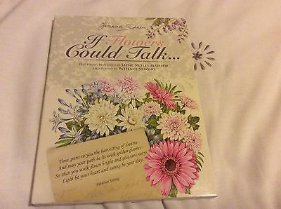 Joanna Sheen  Papercraft Cd Rom If Flowers Could Talk Incl Patience Strong