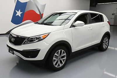 2015 Kia Sportage LX Sport Utility 4-Door 2015 KIA SPORTAGE LX CRUISE CTRL BLUETOOTH ALLOYS 32K #709994 Texas Direct Auto