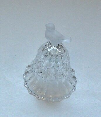 Ring Them Bells: Bird Glass Bell/Combined Shipping Available