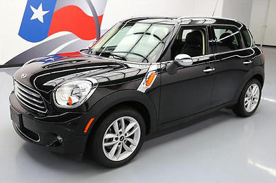 2013 Mini Countryman Base Hatchback 4-Door 2013 MINI COOPER COUNTRYMAN 6-SPD PANO ROOF ALLOYS 47K  #M31666 Texas Direct