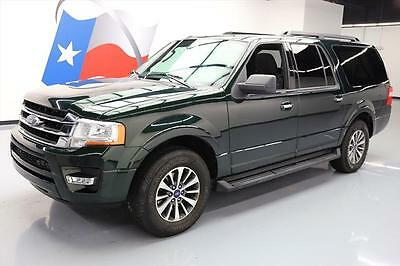 2015 Ford Expedition  2015 FORD EXPEDITION XLT EL ECOBOOST 8-PASS SUNROOF 46K #F28839 Texas Direct