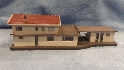 Large House Home Buildings N Scale Train POLA N  as pictured