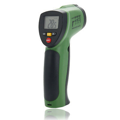 FLANK F-380 Non-Contact IR Infrared Digital Thermometer Temperature Tester Gun