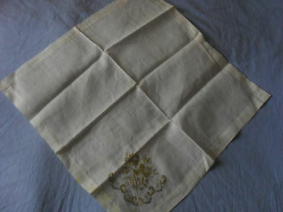 Lovely Antique Ottoman Placemat