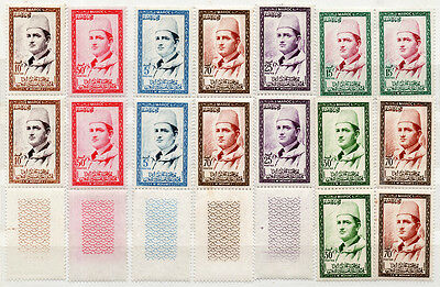 (I.B) France Colonial Postal : Morocco Collection