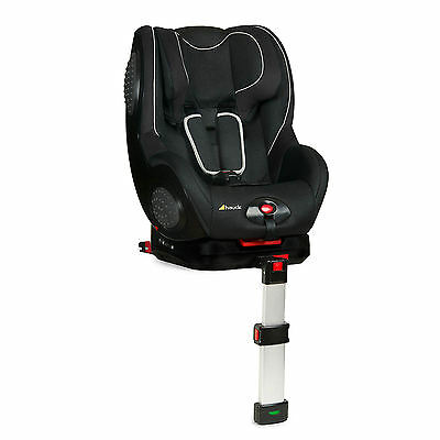 New  Hauck Guardfix Isofix Group 1 Reclining Baby Car seat Carseat black/black