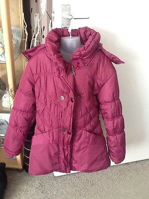 Lovely Fei Teng Hooded Coat Size 158/164cm