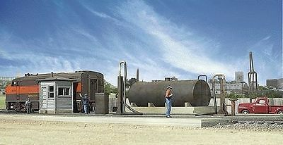 Walthers Cornerstone Ho Diesel Fueling Facility Wal9332908