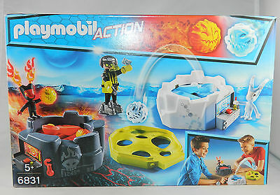 Playmobil Action 6831 Fire & Ice Action Game NEU / OVP MIB
