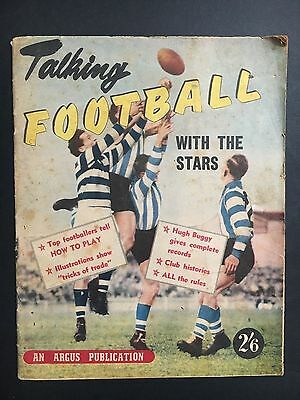 Talking Football With The Stars By By The Argus From 1954