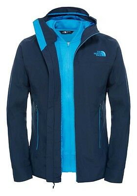 The North Face Meaford Triclimate Chaquetas insuladas desmontables