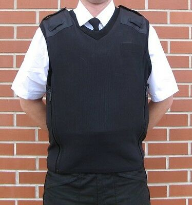 Ex Police Body Armour Stab & Bullet Proof Ballistic Vest Security Dog Handler ST