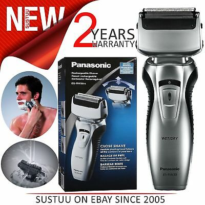 Panasonic ESRW30 Pro-Curve Dual Blade Wet/Dry Washable Men's Rechargeable Shaver