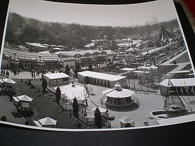 social history 1950's 1951 FESTIVAL OF BRITAIN news photograph 10x8'inch 2