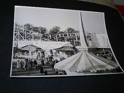 social history 1950's 1951 FESTIVAL OF BRITAIN news photograph 8x6'inch 5