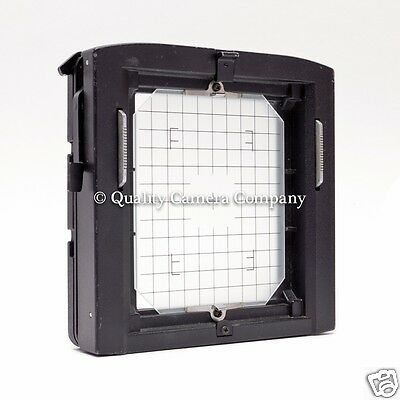 Cambo 4x5 Revolving Graflok Back - CAMBO REPLACEMENT/PROJECT BACK COMPLETE - EX