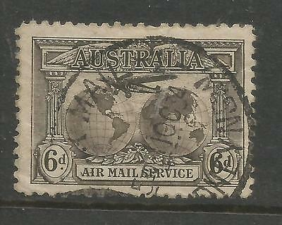 Arcade 99p Australia 1931 Air 6d Used Issue