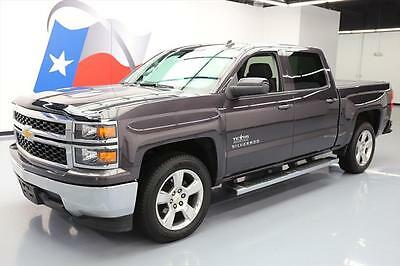 2014 Chevrolet Silverado 1500 LT Crew Cab Pickup 4-Door 2014 CHEVY SILVERADO LT CREW TEXAS ED 6PASS 20'S 38K MI #150208 Texas Direct