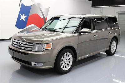 2012 Ford Flex  2012 FORD FLEX SEL 6-PASS HTD LEATHER PWR LIFTGATE 48K #D18111 Texas Direct Auto