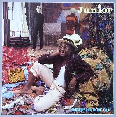 Junior - Inside Lookin' Out  ( Lp - 1983 )