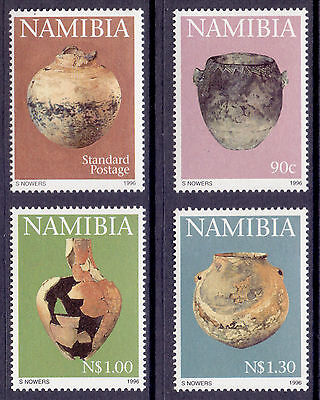 NAMIBIA 1996 stamps Early Pottery um (NH) mint