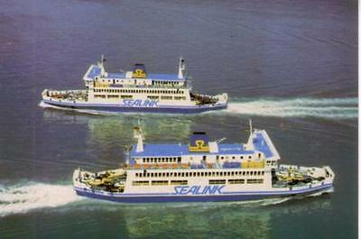 Sealink MV St Catherine and Mv St Helen Isle of Wight ferries