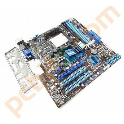 Asus M4A78LT-M REV 1.00 Socket AM3 Motherboard With BP