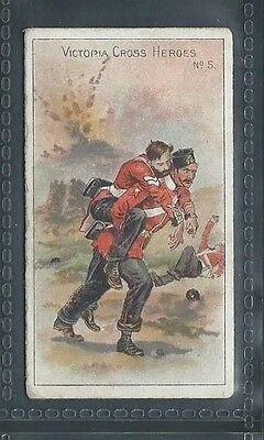 TADDY VICTORIA CROSS HEROES (1-20) No 5 CRIMEAN WAR VC