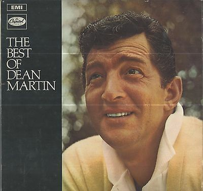 Dean Martin - The Best Of Lp On Capitol Records Cat No St 21194