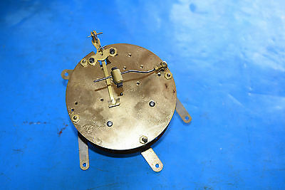 antique Germany  clock movement
