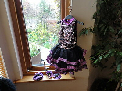 Gorgeous  Ballet/Tap Outfit from Revolution,Size 3-5 yo