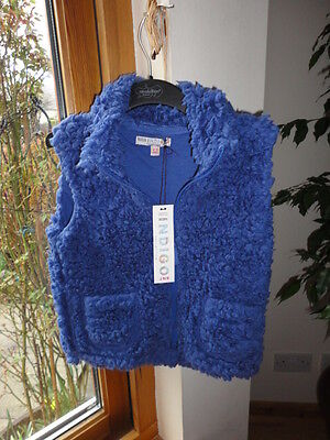 Gorgeous Waistcoat from Indigo Marks and Spencer New with tags,Size 2-3yo