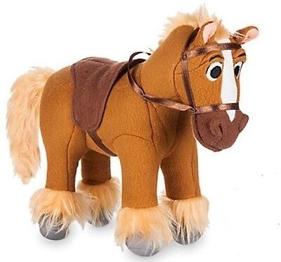 Disney Store BNWOT Beauty and the Beast Horse Philippe Medium Plush Toy