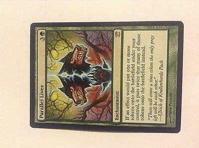 PARALLEL LIVES Magic the Gathering