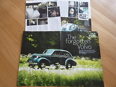 VOLVO PV60 - Classic Test Article