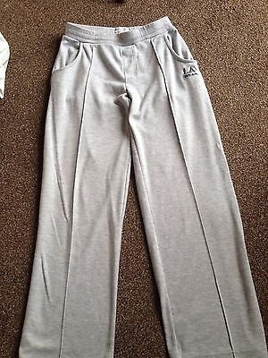 Girls LA Gear Sweatpants Age 9-10 Years