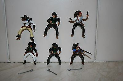 Britains / DSG Mounted Mexicans (Full Set)..NEW.